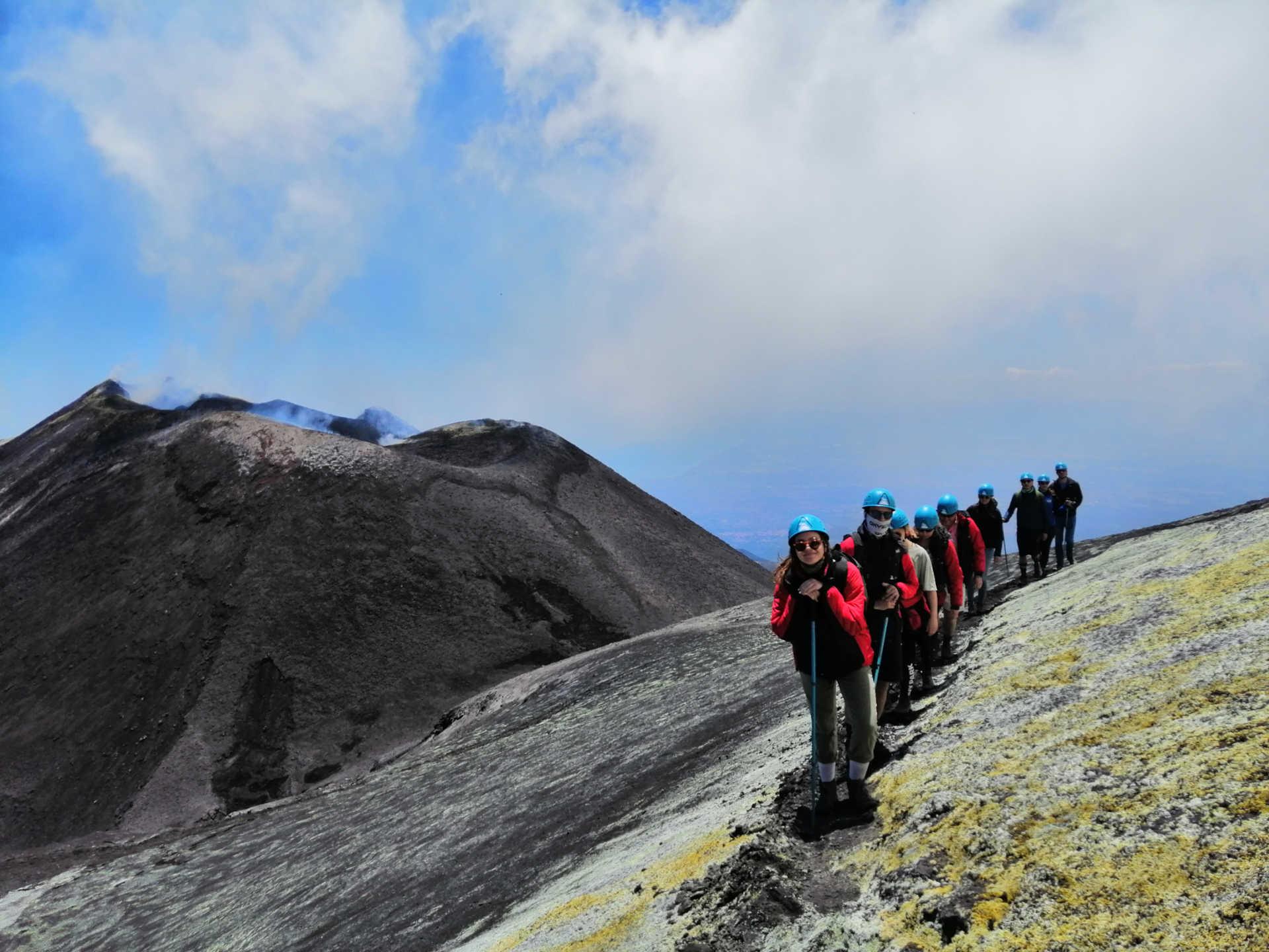 Etna – Crateri Sommitali
