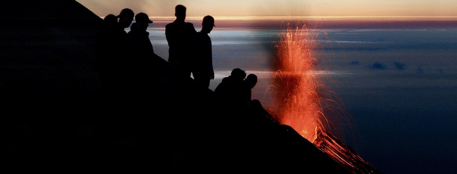 Stromboli – Crateri Sommitali